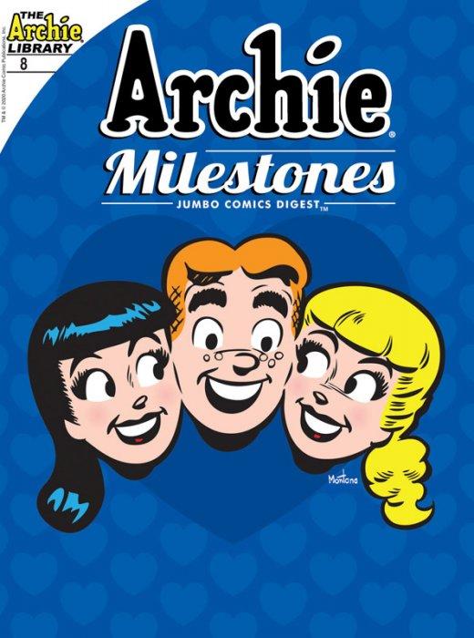 Archie Milestones Comics Digest #8