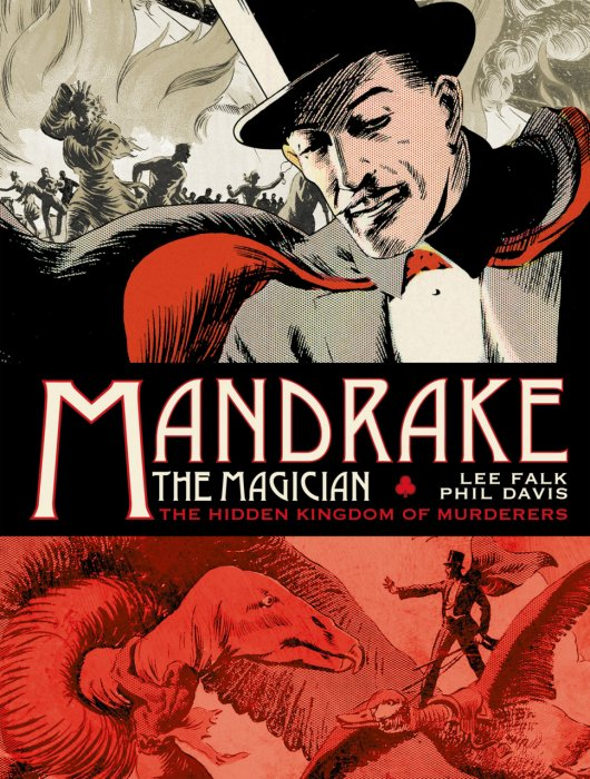 Mandrake The Magician Sundays #1 - The Hidden Kingdom of Murderers