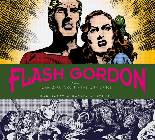 Flash Gordon Dailies - Dan Barry Vol.1 - The City of Ice