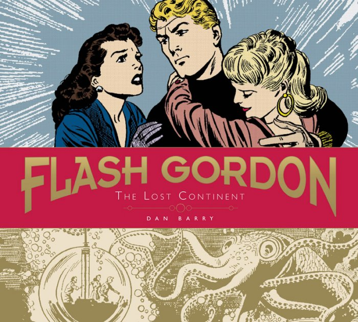 Flash Gordon Dailies - Dan Barry Vol.2 - The Lost Continent