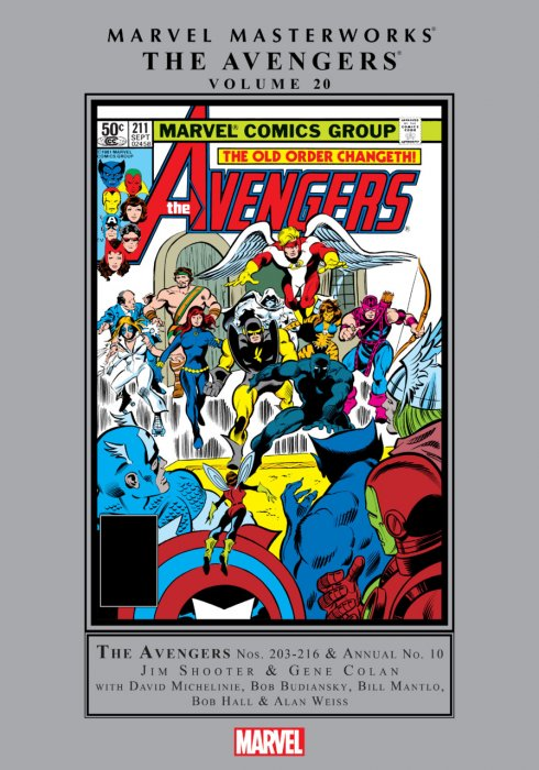 Marvel Masterworks - The Avengers Vol.20