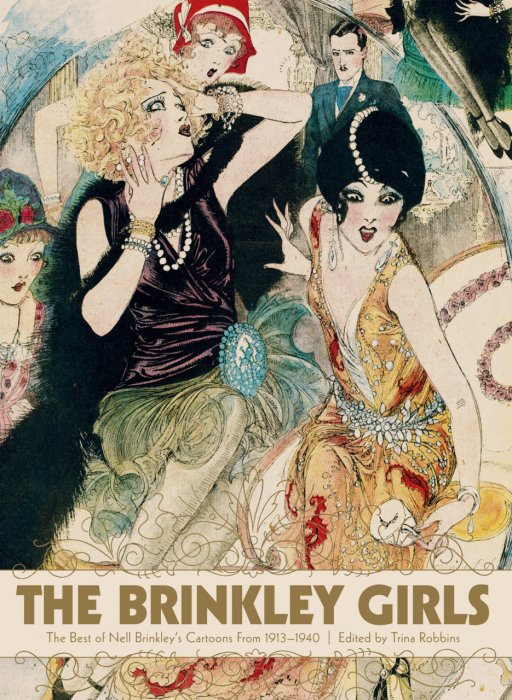 The Brinkley Girls - The Best of Nell Brinkley's Cartoons #1 - HC