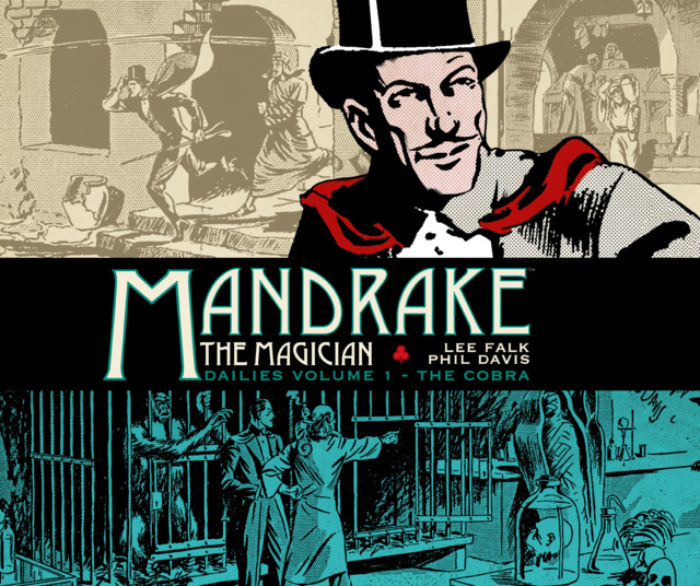 Mandrake The Magician Dailies #1 - The Cobra