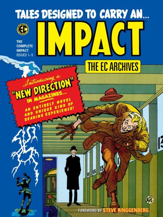 The EC Archives - Impact #1 - HC