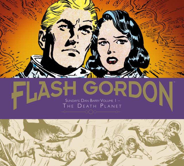Flash Gordon Sundays - Dan Barry Vol.1 - The Death Planet