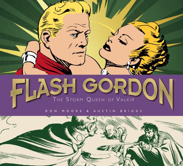 Flash Gordon Sundays - The Storm Queen of Valkir #1