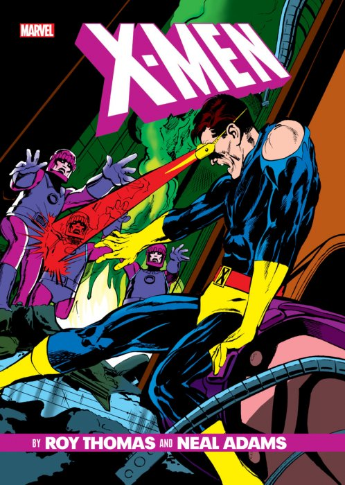 X-Men by Roy Thomas & Neal Adams Gallery Edition #1 - HC
