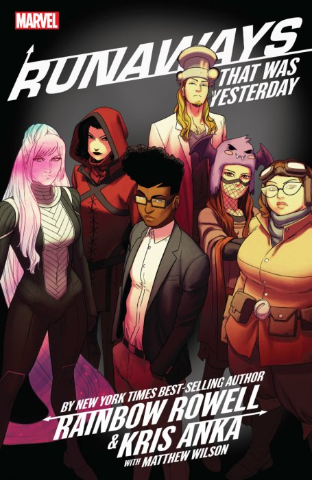 Runaways Vol.3 - That was Yesterday