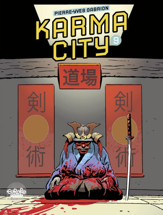 Karma City #9
