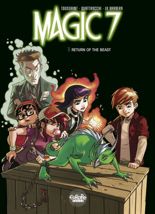 Magic 7 #3 - Return of the Beast