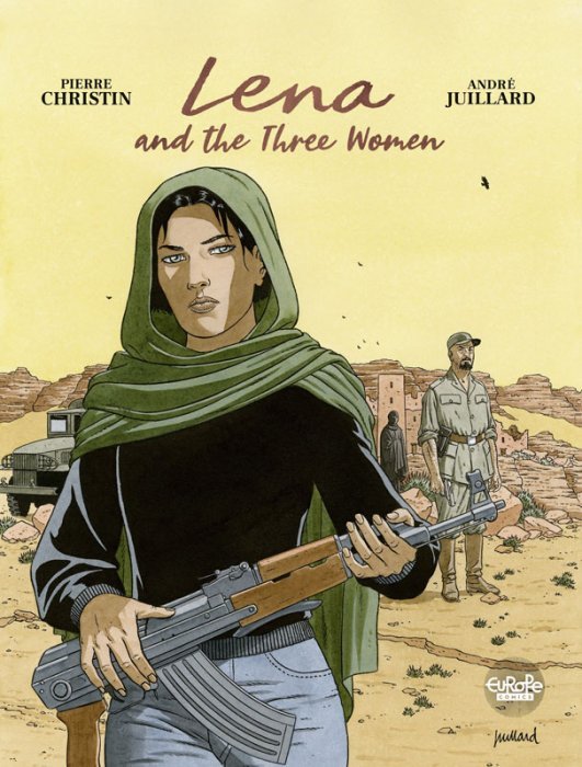 Lena and the Three Women #1