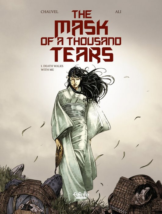 The Mask of a Thousand Tears #1 - Death Walks with Me