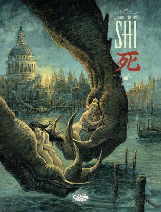 SHI #4 - Victoria