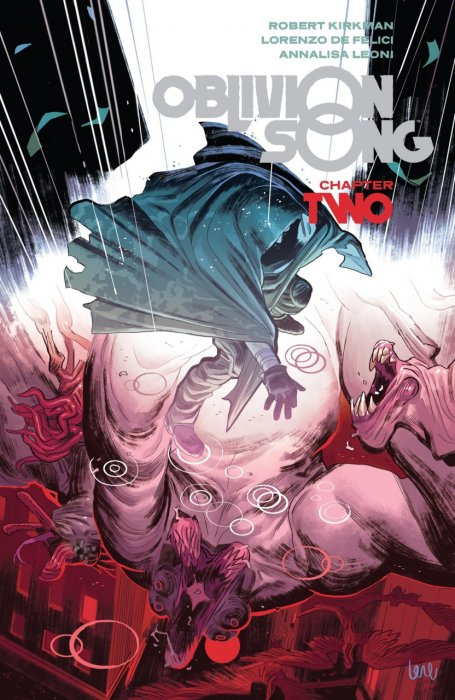 Oblivion Song by Kirkman & De Felici Vol.2