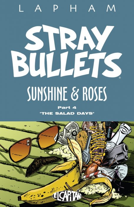 Stray Bullets - Sunshine and Roses Vol.4