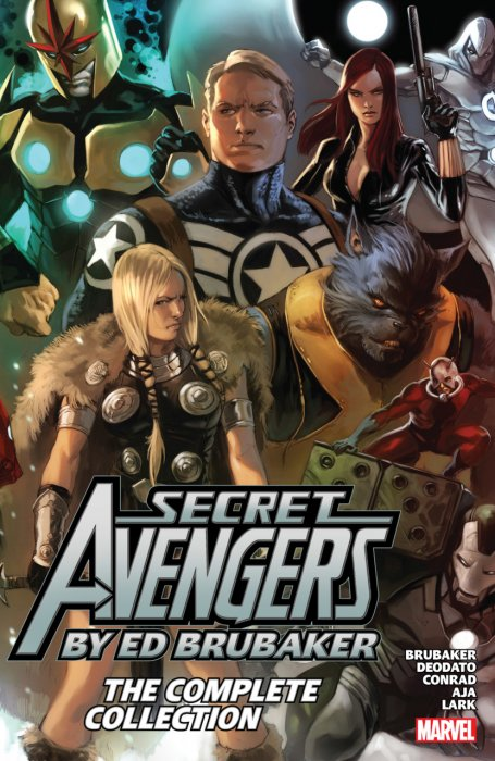 Secret Avengers by Ed Brubaker - The Complete Collection #1 - TPB
