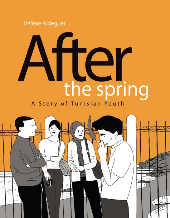After the Spring - A Story of Tunisian Youth #1 - GN