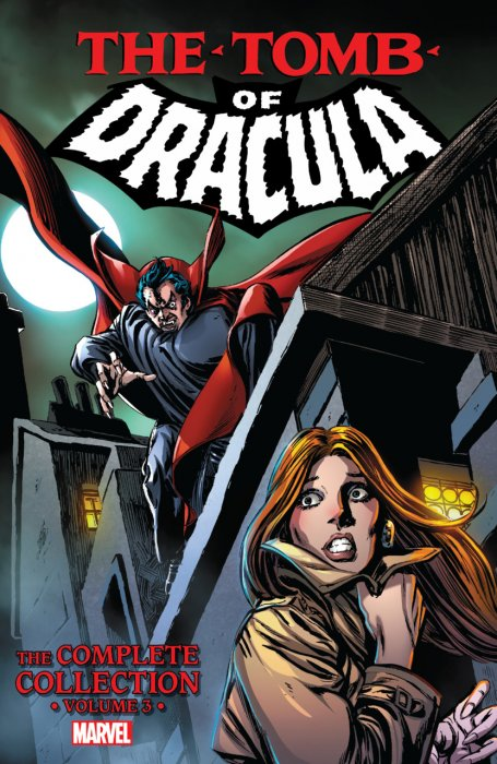 Tomb of Dracula - The Complete Collection Vol.3