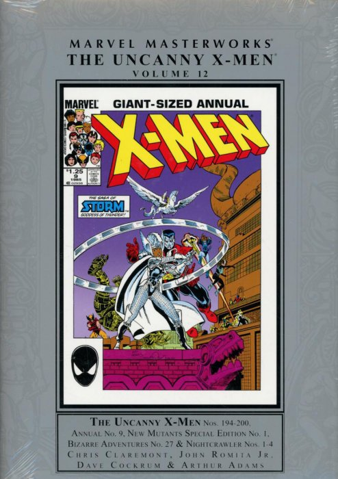 Marvel Masterworks - The Uncanny X-Men Vol.12