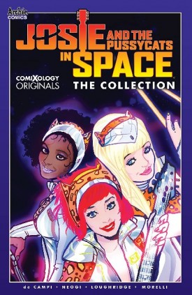 Josie and the Pussycats in Space #1 - TPB