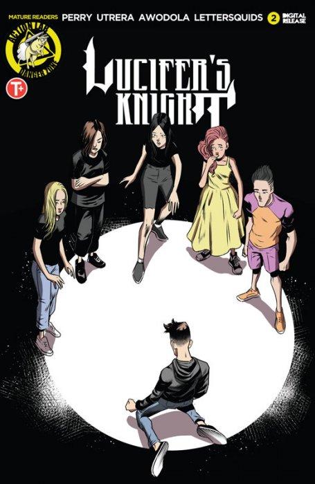 Lucifer's Knight #2