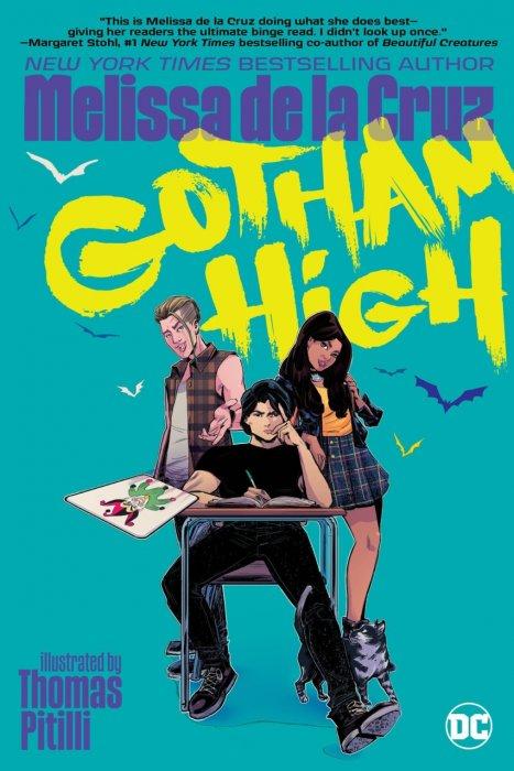 Gotham High #1 - GN