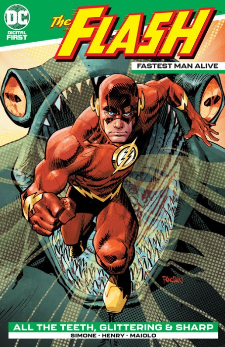 The Flash - Fastest Man Alive #1