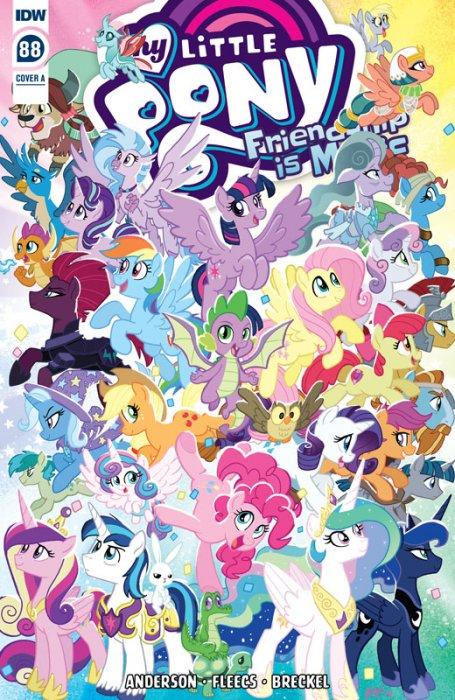 My Little Pony - Friendship is Magic #88