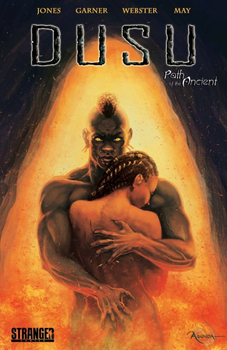 Dusu - Path of the Ancient #1 - TPB