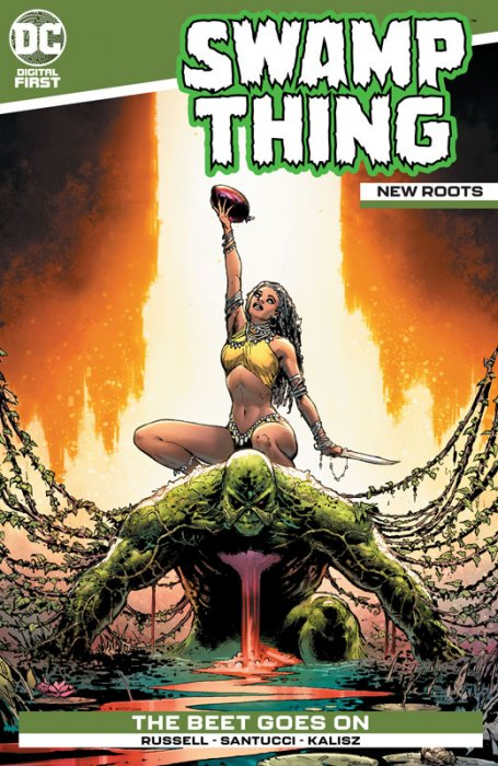 Swamp Thing - New Roots #1