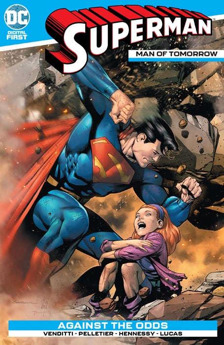 Superman - Man of Tomorrow #2