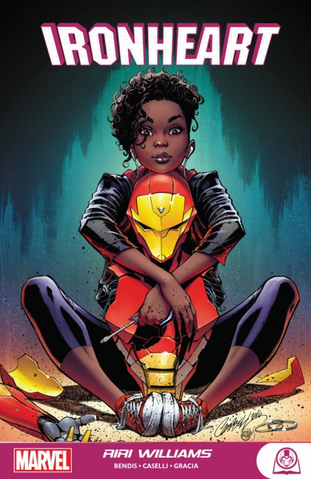 Ironheart - Riri Williams #1 - TPB