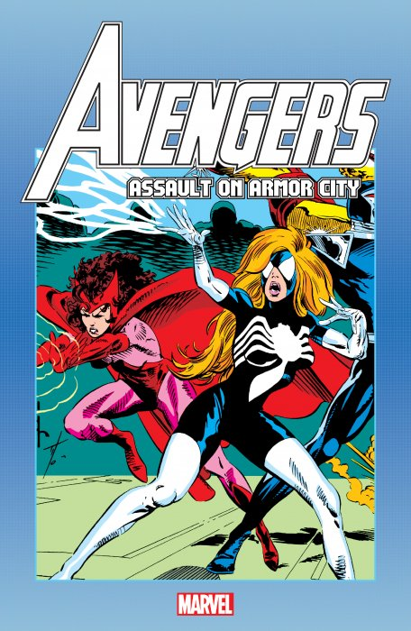 Avengers - Assault on Armor City #1