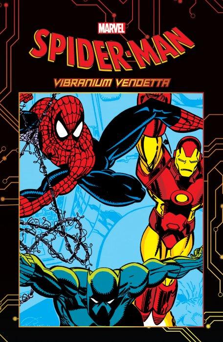 Spider-Man - Vibranium Vendetta #1