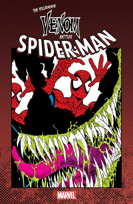 The Villainous Venom Battles Spider-Man #1