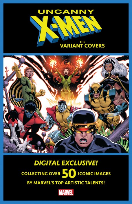 Uncanny X-Men - The Variant Covers #1