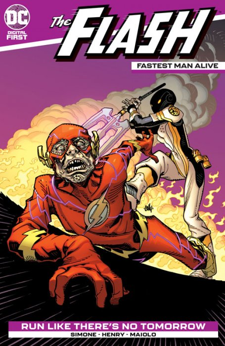 The Flash - Fastest Man Alive #2