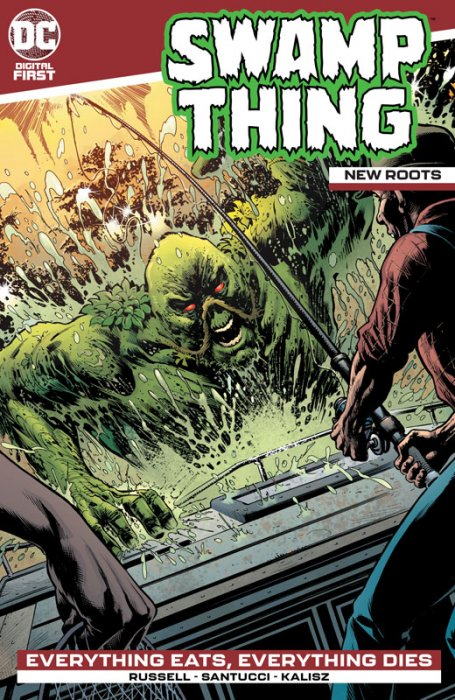 Swamp Thing - New Roots #2