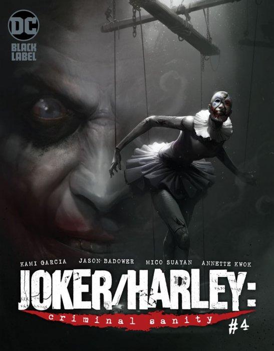 Joker - Harley - Criminal Sanity #4