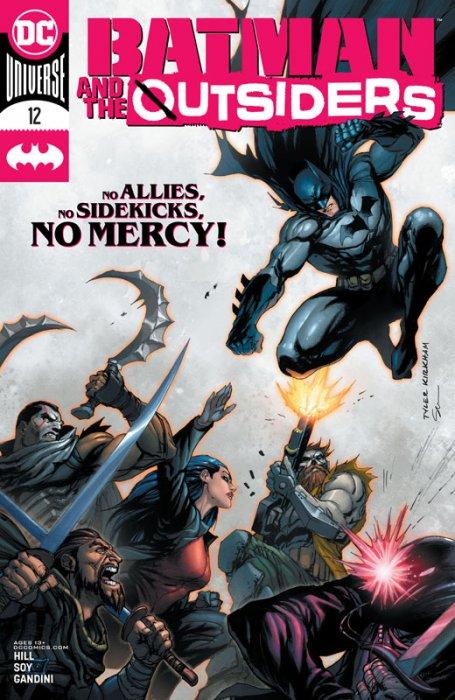 Batman & the Outsiders #12