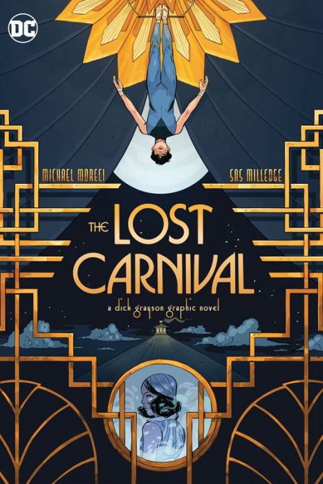 The Lost Carnival - A Dick Grayson Graphic Novel #1
