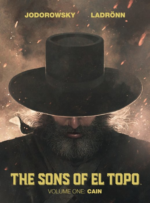 The Sons of El Topo Vol.1 - Cain