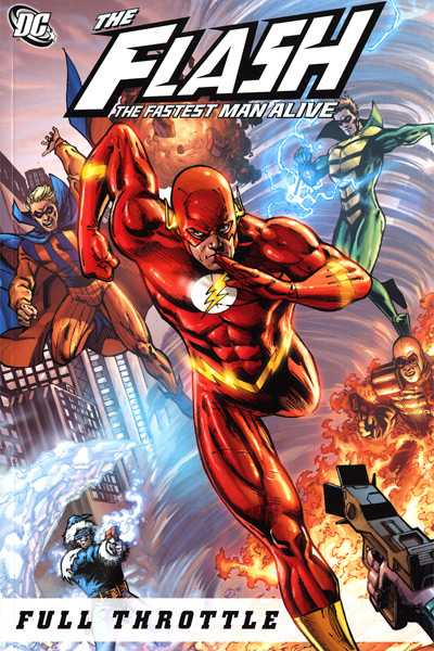 The Flash - The Fastest Man Alive Vol.2 - Full Throttle