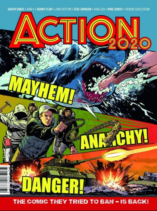 The Action 2020 Special #1