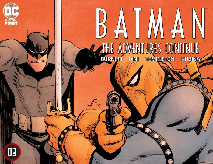 Batman - The Adventures Continue #3
