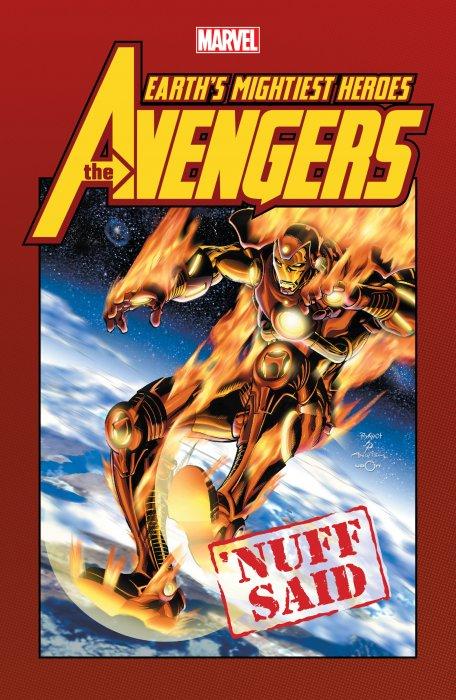 Avengers - 'Nuff Said #1