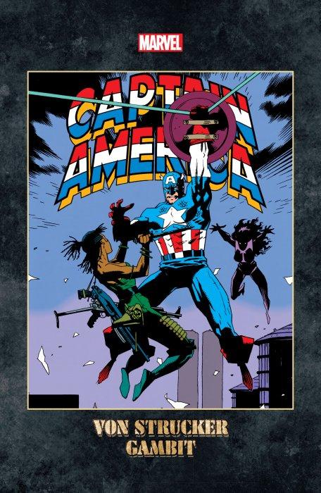 Captain America - Von Strucker Gambit #1