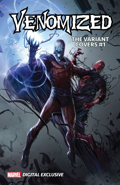 Venomized - The Variant Covers #1