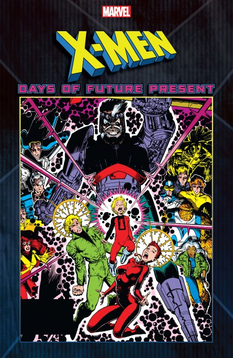 X-Men - Days of Future Present #1