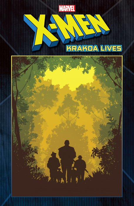 X-Men - Krakoa Lives #1